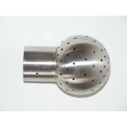 BOULE DE LAVAGE - INOX 316 - 28 mm
