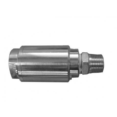 Clapet anti-retour pour MCRH - inox 316