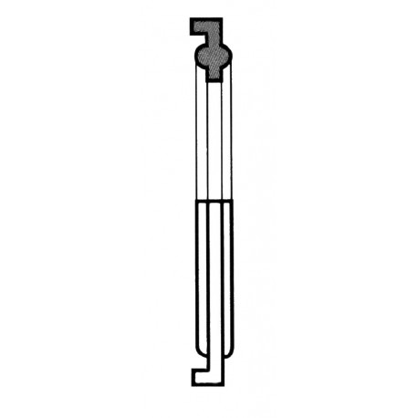 Joint CLAMP - En L - Silicone 25